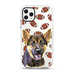 iPhone Ultra-Aseismic Case - American Football