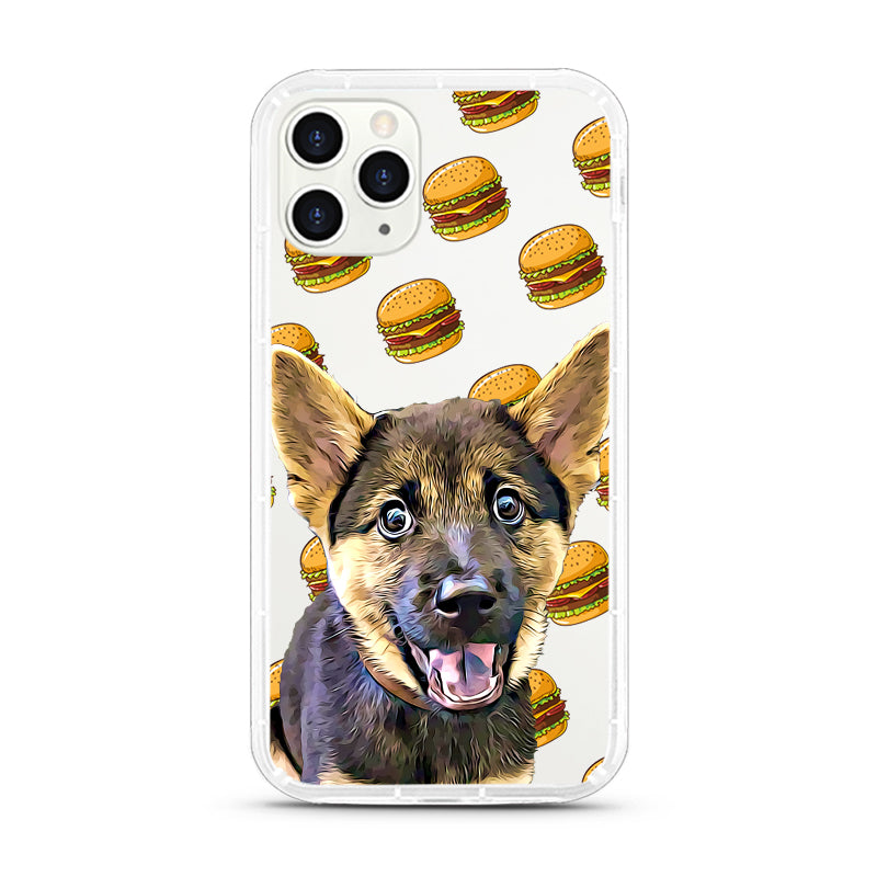iPhone Aseismic Case - The Mac Burger
