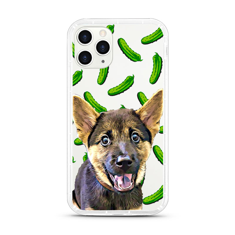 iPhone Aseismic Case - Pickles Party