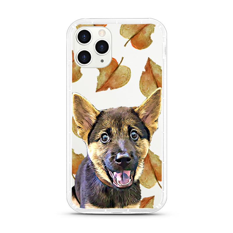 iPhone Aseismic Case - Fall Leaves 2