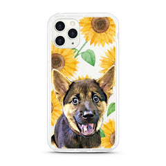 iPhone Aseismic Case - Happy Yellow Sunflowers
