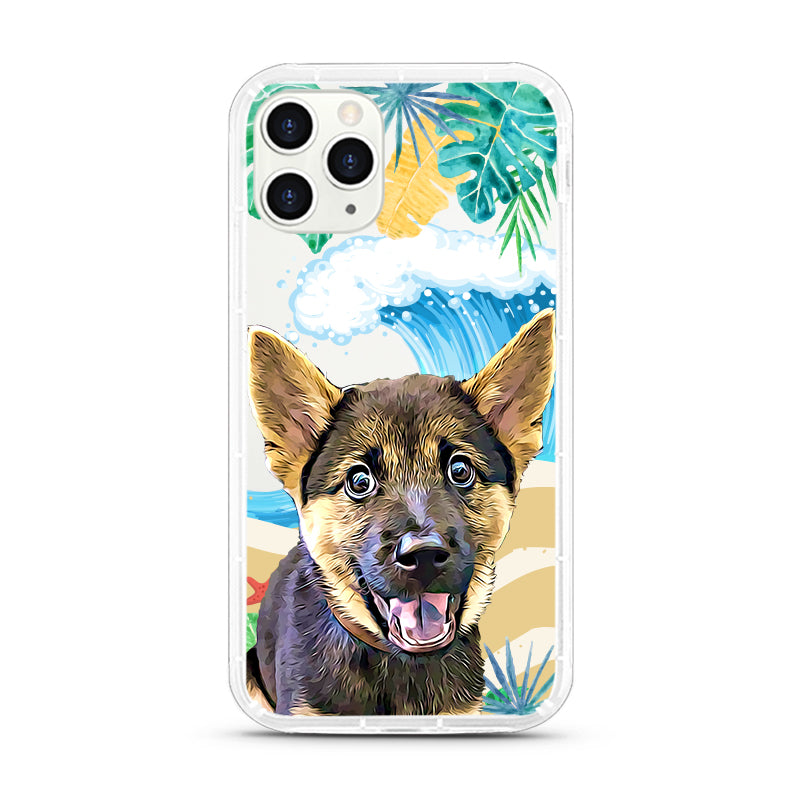 iPhone Aseismic Case - Hawaii Wave