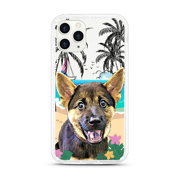 iPhone Aseismic Case - Vacation