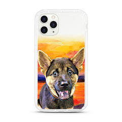 iPhone Aseismic Case - Sunset