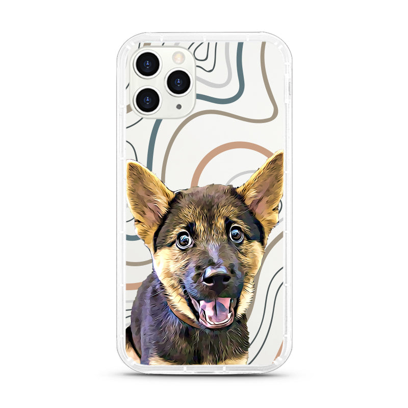 iPhone Aseismic Case - Art Mood