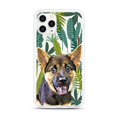 iPhone Aseismic Case - Jungle Plants