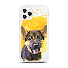 iPhone Aseismic Case - Golden Splash