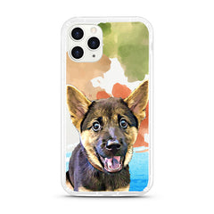 iPhone Aseismic Case - Camouflage