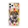 iPhone Aseismic Case - Peony Flower Overload