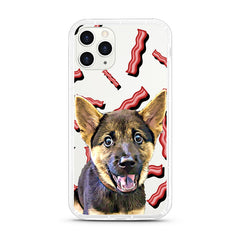 iPhone Aseismic Case - Bacon