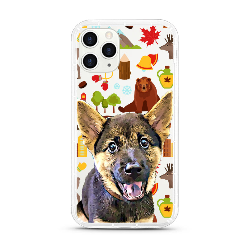 iPhone Aseismic Case - The Six