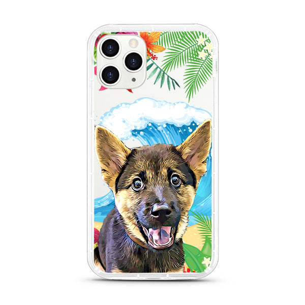 iPhone Aseismic Case - Summer Wave