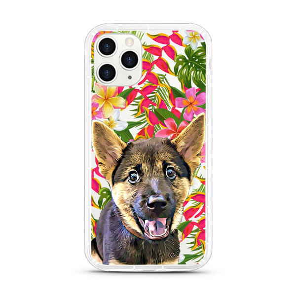 iPhone Aseismic Case - Tropical Soul 2