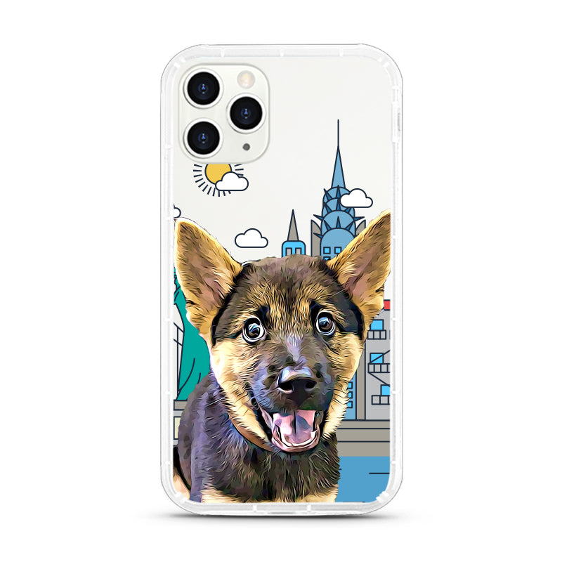 iPhone Aseismic Case - Welcome To New York