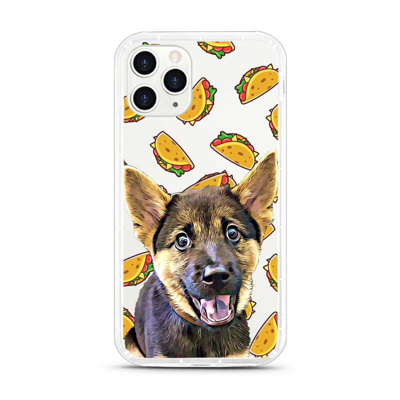 iPhone Aseismic Case - Taco Time