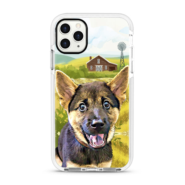 iPhone Ultra-Aseismic Case - Dream Village