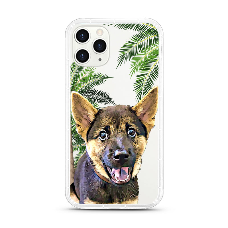 iPhone Aseismic Case - Palm Trees