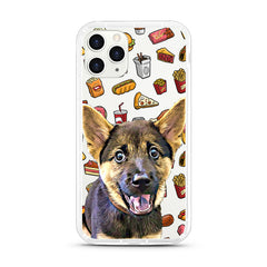 iPhone Aseismic Case - Fast Food King