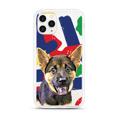 iPhone Aseismic Case - Modern Painting