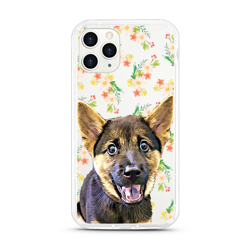 iPhone Aseismic Case - Wild Floral