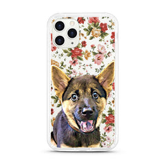iPhone Aseismic Case - Vintage Floral