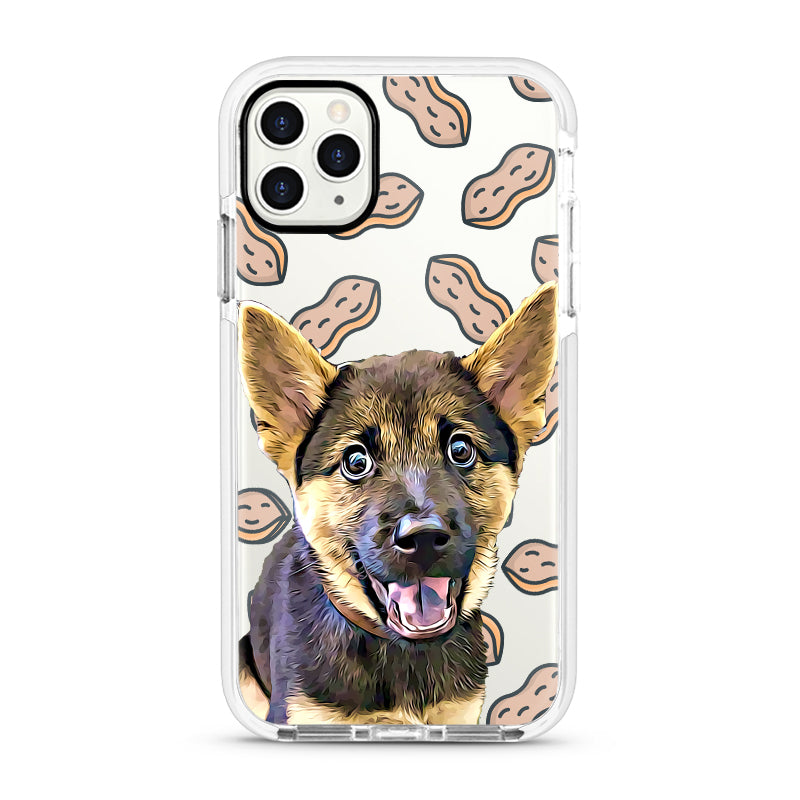 iPhone Ultra-Aseismic Case - The Peanut