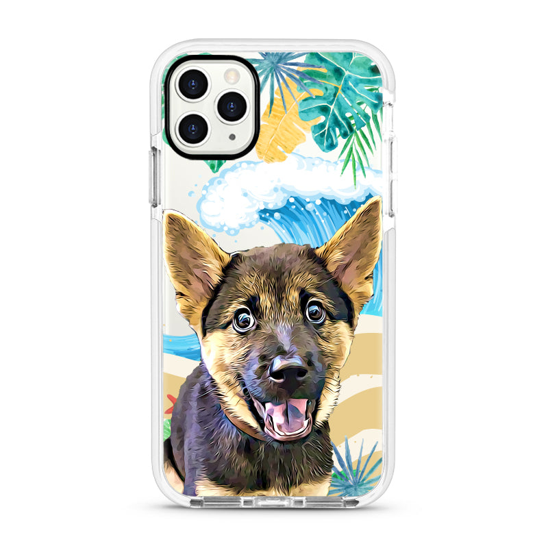 iPhone Ultra-Aseismic Case - Hawaii Wave
