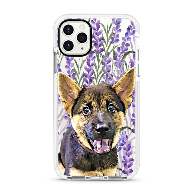 iPhone Ultra-Aseismic Case - Lavender 2