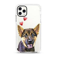 iPhone Ultra-Aseismic Case - Bouncing Heart