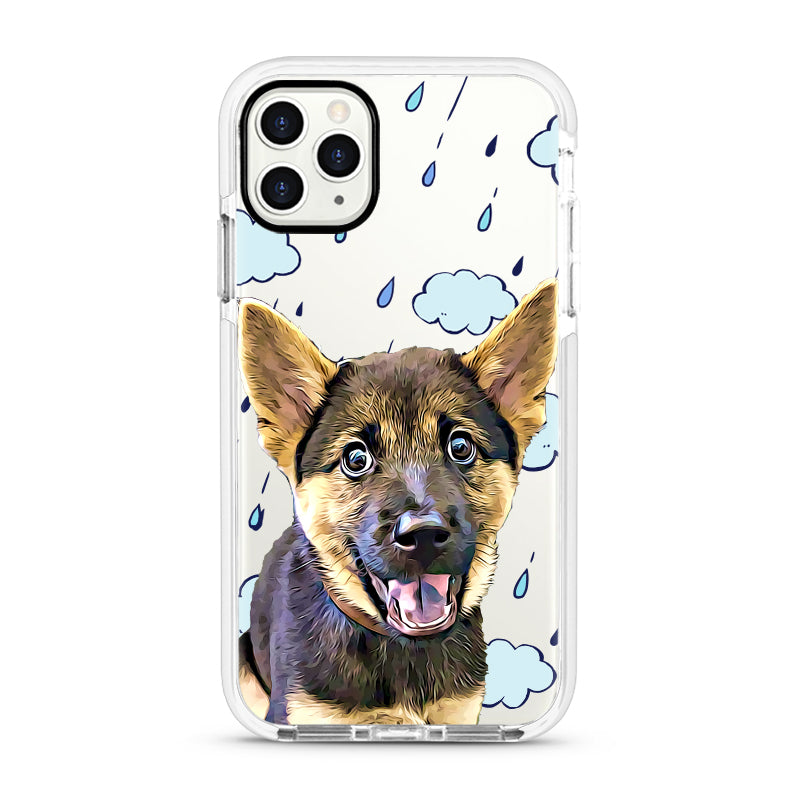 iPhone Ultra-Aseismic Case - Seattle Rain