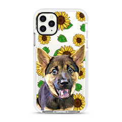 iPhone Ultra-Aseismic Case - The Sunflowers