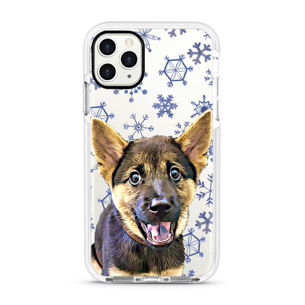 iPhone Ultra-Aseismic Case - Snow Fall