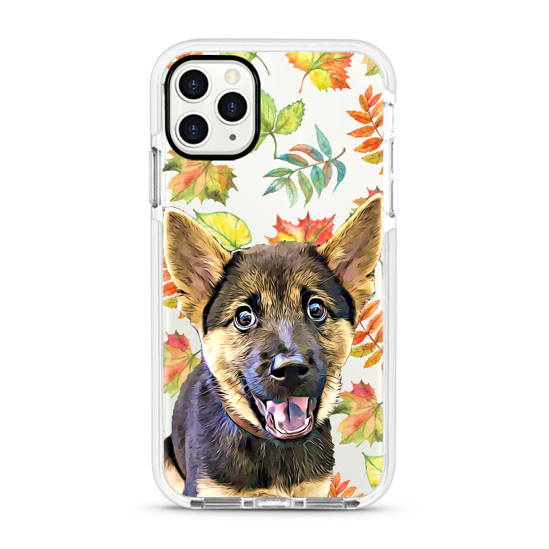 iPhone Ultra-Aseismic Case - Fall Leaves 3