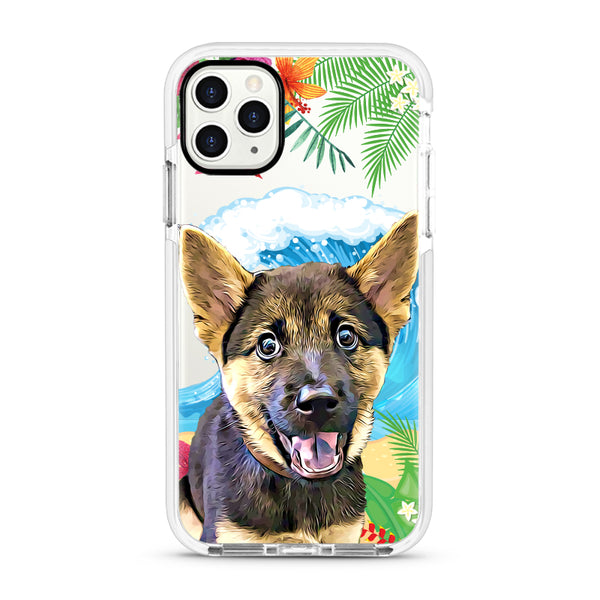 iPhone Ultra-Aseismic Case - Summer Wave