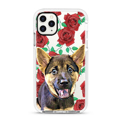iPhone Ultra-Aseismic Case - Rose Garden 2