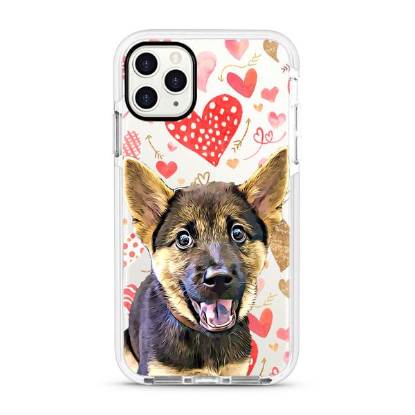 iPhone Ultra-Aseismic Case - Full of Love