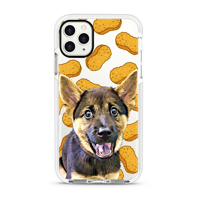 iPhone Ultra-Aseismic Case - Chicken Nuggets