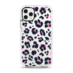 iPhone Ultra-Aseismic Case - Pink Leopard 2