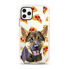 iPhone Ultra-Aseismic Case - Pepperoni Pizza