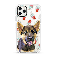 iPhone Ultra-Aseismic Case - Drinks