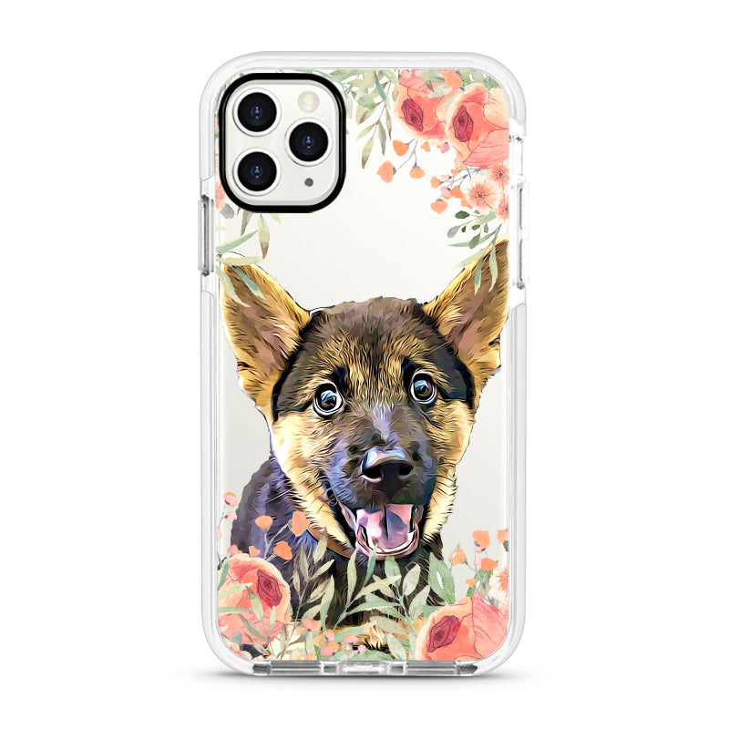 iPhone Ultra-Aseismic Case - In The Flowers 2