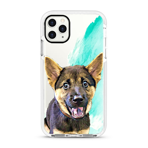 iPhone Ultra-Aseismic Case - Ocean Water Splash