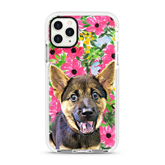 iPhone Ultra-Aseismic Case - Floral Bouquet