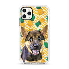 iPhone Ultra-Aseismic Case - Pineapple Mess