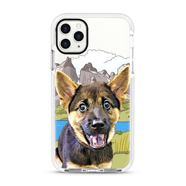 iPhone Ultra-Aseismic Case - Adventure Awaits