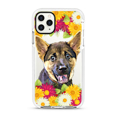 iPhone Ultra-Aseismic Case - Sunflowers
