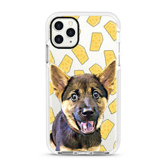 iPhone Ultra-Aseismic Case - Cheese Please