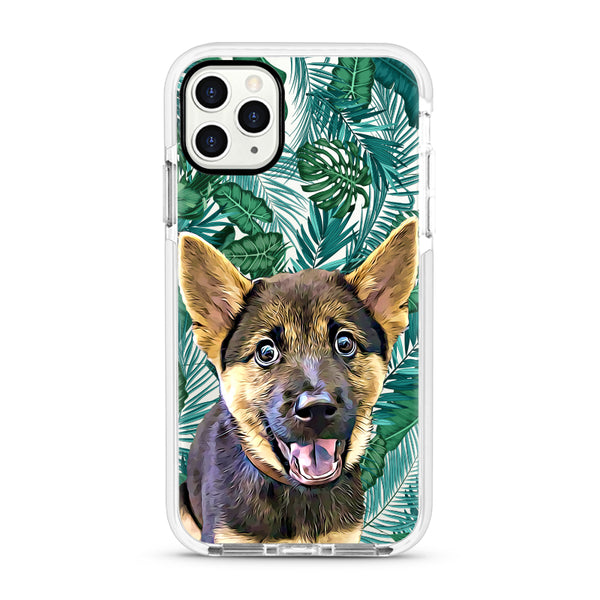 iPhone Ultra-Aseismic Case - Tropical Soul 4