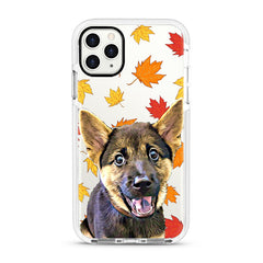 iPhone Ultra-Aseismic Case - Fall Leaves