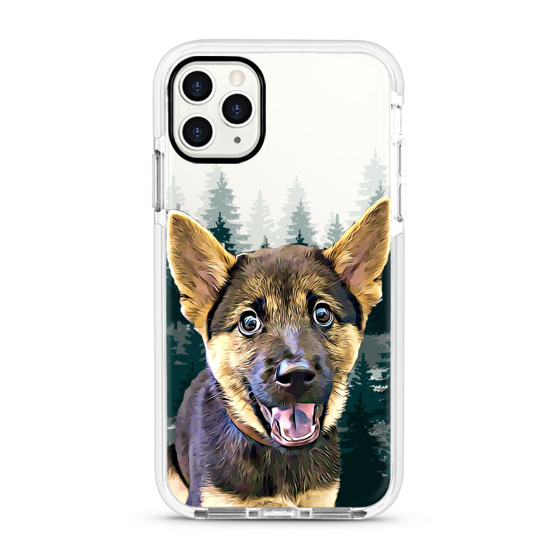 iPhone Ultra-Aseismic Case - Deep Forest 2